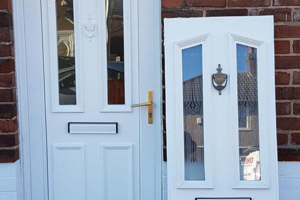 PVC Door repairs